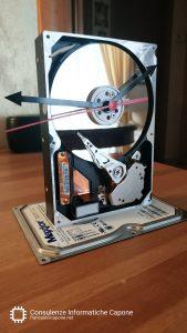 Hard disk orologio 2