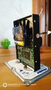 Hard disk orologio 3